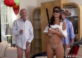 Old man young girl anal gangbang and ugly fuck Going South Of The Border