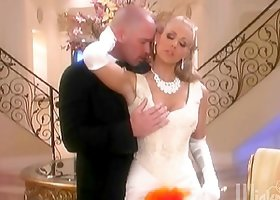 Beautiful Julia Ann Fucking With Her Husbands Best Man