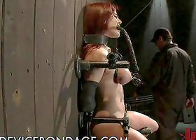 Naughty Chick Gets a Rough BDSM Scene