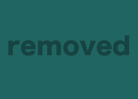 Horny brunette MILF massage her twat with dildo