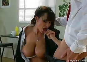 Parody porn video featuring Nikki Benz and Lisa Ann