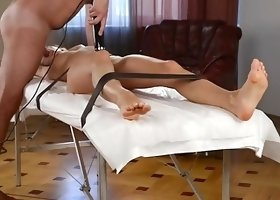 Tied Danica aka Delilah G aka Natalia Orgasm video
