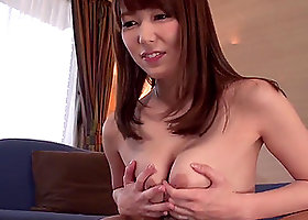 Yui Hatano endures cum in her mouth