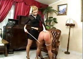 Mistress training girl