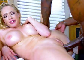 Kagney Linn Karter grabs dicks in more than enough xxx scenes