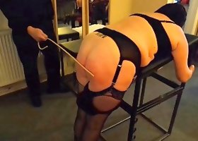peek at my caning